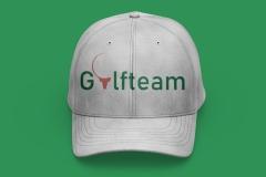 עיצוב לוגו לחברת גולף
