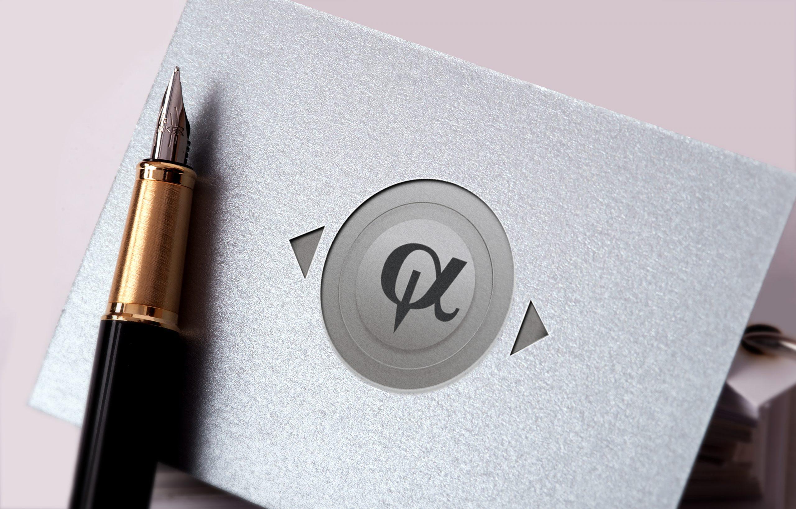 לוגו אלתי ממגה דזיין עיצוב גרפי
