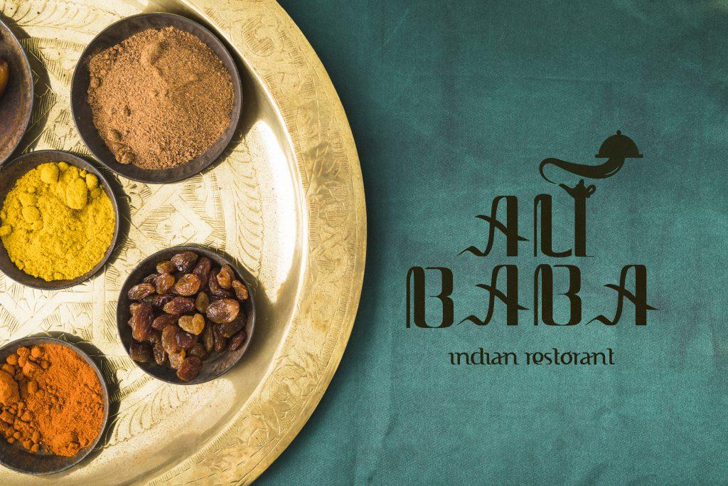 מיתוג לעסק אוכל הודי סטודיו מגהדזיין